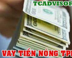 Cho vay tiền nóng TPHCM