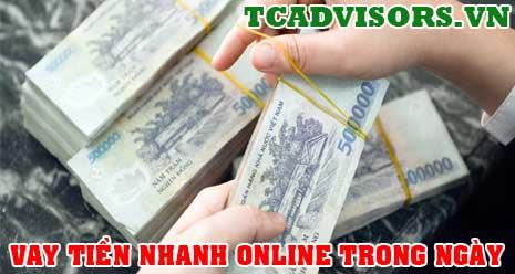 Vay tiền nhanh online trong ngày