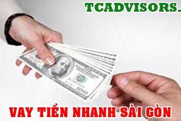 Vay tiền nhanh Sài Gòn